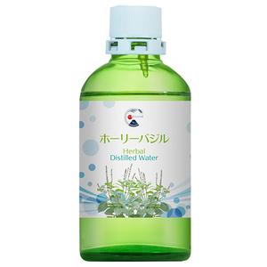 ハーブ蒸留水 ホーリーバジル ホメオパシージャパン 日本豊受自然農
