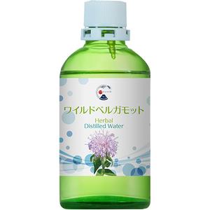 ハーブ蒸留水 ワイルドベルガモット ホメオパシージャパン 日本豊受自然農