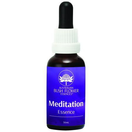 メディテーション meditation 瞑想 オーストラリアンブッシュフラワーエッセンス