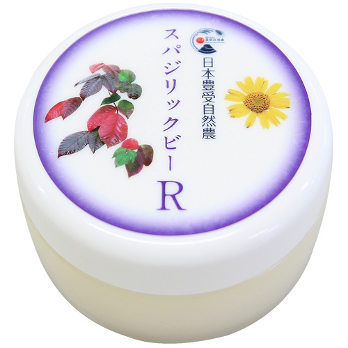 スパジリックビーR特大クリーム/ホメオパシージャパン