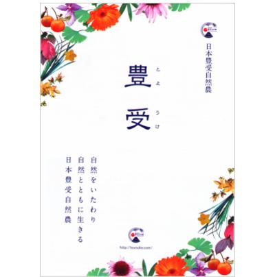 日本豊受自然農 パンフレット カタログ ホメオパシージャパン レメディー入り化粧品 食品