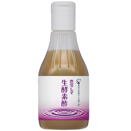 しそ生酵素酢 200ml 日本豊受自然農