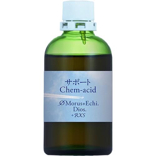 MT)サポートChem-acid サポートケムアシッド マザーチンクチャー ホメオパシージャパン