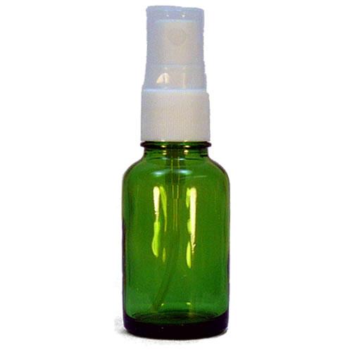 遮光スプレーボトル 60ml グリーン