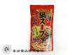 レトルト食品と調味料をメインに取り扱う京都の本田食品株式会社がお届けする2倍濃縮お肉屋さんの鍋ス−プしょうゆ味400g