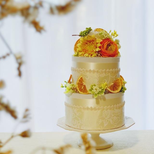 オレンジケーキ1