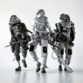 3A 1/6 TOMORROW TOMB DIVER INTERLOPER 3体セット
