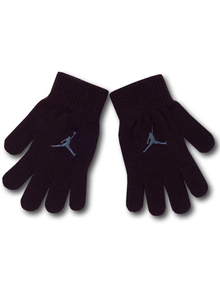 KC715 ジュニア ジョーダン 手袋 Jordan Youth Gloves キッズ ユース ボルドーダークグレー 【メール便対応】