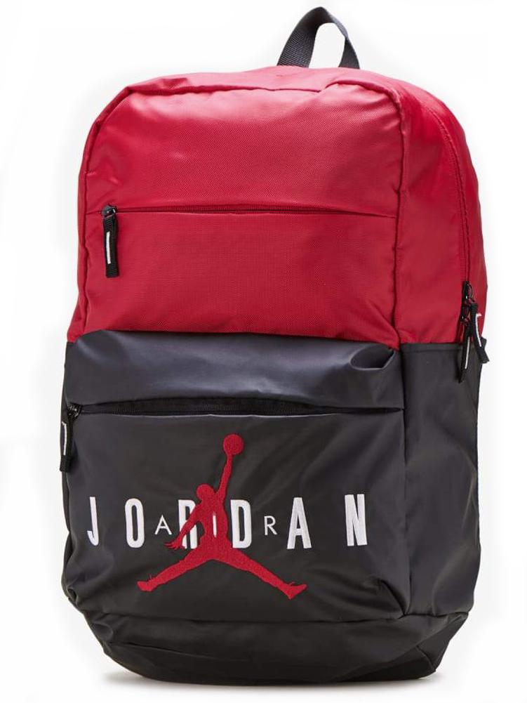 JB122 ジョーダン リュックサック Jordan Pivot Backpack バックパック 赤黒白