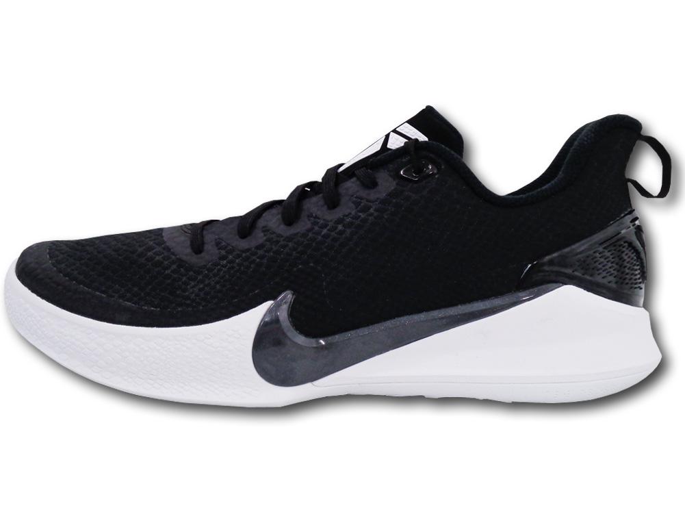 "NS757 メンズ Nike Kobe Mamba Focus ナイキ ""コービー・ブライアント"" バスケットシューズ バッシュ 黒アントラシート白"