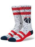 PL136 【海外取り寄せ】 メンズ Stance NBA Washington Wizards ワシントン・ウィザーズ クルーソックス