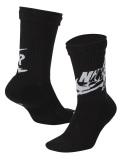 SS132 【メール便対応】 ジョーダン Jumpman Legacy Crew Socks Jordan クルーソックス 黒白