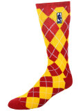 BK314  【メール便対応】 For Bare Feet NBA バスケットボール クルーソックス Basketball crew socks Mサイズ
