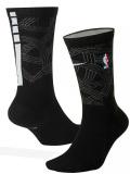 "YK606 子供用 Nike NBA ""ゴールデンステート・ウォリアーズ"" Warriors ""City Edition""Elite Socks ナイキ バスケットボール クルーソックス 20~23cm 【メール便対応】"