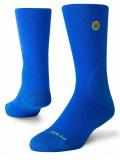 SS150 【メール便対応】 Stance スタンス Strike Pro Basketball Crew Socks バスケットボール ソックス 青