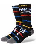 BK385 Stance NBA Brooklyn Nets ブルックリンネッツ City Edition Crew Socks クルーソックス 黒 【メール便対応】