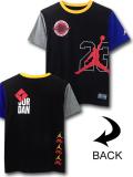 LL541 ジュニア ジョーダン Tシャツ Jordan Youth T-Shirt キッズ ユース トップス 黒赤青 【メール便対応】