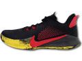 "NS760 Nike Mamba Fury ""Bruce Lee""ナイキ ""コービー・ブライアント"" Kobe Bryant バスケットシューズ 黒ユニバーシティレッド"