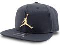 JC028 ジョーダン スナップバック キャップ Jordan Pro Elephant Jumpman Ingot Snapback Cap 帽子 アントラシートメタリックゴールド