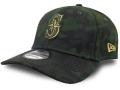 FB469 ニューエラ MLB メジャーリーグ シアトル・マリナーズ ストレッチキャップ New Era MLB Seattle Mariners Cap ベースボール  帽子 カモフラージュ