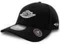 KC705 ジュニア ジョーダン ストラップバックキャップ Jordan Youth Wings Strapback Cap キッズ ユース 帽子 黒白