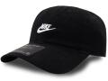 BA638 キッズ 子供用 ナイキ アジャスタブルキャップ Nike Toddler Cap 帽子 黒白