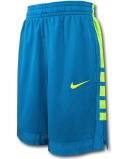 SK450 ジュニア ナイキ バスケットボールショーツ Nike Youth Shorts キッズ バスパン ティールネオングリーン【ドライフィット】 【メール便対応】