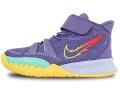 KS794 キッズ/ジュニア Nike Kyrie 7 (PS) ナイキ カイリー バスケットシューズ バッシュ デイブレイクシトロンパルス