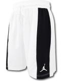 SJ920 メンズ ジョーダン バスケットボール ショーツ Jordan Dri-Fit Air Woven Shorts バスパン 白黒【ドライフィット】