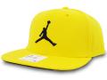 JC029 ジョーダン スナップバックキャップ Jordan Pro Jumpman Snapback Cap 帽子 黄色黒