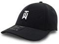 FB475 ナイキ タイガー・ウッズ ストレッチキャップ Nike Tiger Woods TW Heritage86 Cap 帽子 ゴルフ 黒白【ドライフィット】