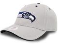 FB473 NFL シアトル・シーホークス アジャスタブルキャップ Seattle Seahawks Adjustable Cap アメフト 帽子 灰紺