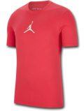 JT101 メンズ ジョーダン ジャンプマン Tシャツ Jordan Jumpman Dri-Fit T-Shirt インフラレッド【ドライフィット】 【メール便対応】