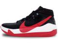 """KS806 キッズ/ジュニア Nike KD13 """"Essential Bred"""" ナイキ ケビン・デュラント Kevin Durant バスケットシューズ バッシュ 黒ユニバーシティレッド白【箱なし】"""