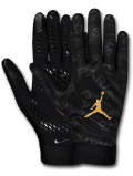 HO761 メンズ ジョーダン パリ・サンジェルマン ハイパーウォーム グローブ Jordan × PSG Paris Saint-Germain Hyperwarm Gloves 手袋 黒ゴールド