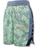 SK459 ジュニア ナイキ バスケットボールショーツ Nike Youth Shorts キッズ バスパン ライムグリーンダークグレー【ドライフィット】 【メール便対応】