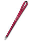 HO700 【メール便対応】 Jordan Lanyard ジョーダン ネックストラップ 赤黒