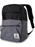 JB143 ジョーダン ミニリュックサック Jordan Pivot Colorblocked Mini Backpack バックパック 黒ダークグレー