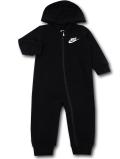 BY221 ベビー ナイキ フード付き カバーオール Nike Infant Coverall ベビー服 赤ちゃん 黒白 【メール便対応】