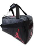 TA201 【海外取り寄せ】 Air Jordan エレファント柄 Duffel Bag ジョーダン ダッフルバッグ