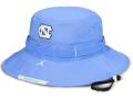 FB480 ジョーダン NCAA ノースカロライナ大学 ターヒールズ バケットハット Jordan North Carolina Tar Heels Bucket Hat 帽子 水色白