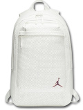 JB139 ジョーダン 合皮 リュックサック Air Jordan Legacy Backpack PUレザー バックパック 白ローズゴールド
