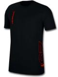 JT106 メンズ ジョーダン エンジニアードTシャツ Jordan 23 Engineered T-Shirt 黒インフラレッド 【メール便対応】