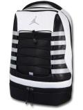 JB992 【限定入荷・返品不可】 Jordan Retro X AJ10 Backpack ジョーダン リュックサック 白黒灰