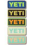 HO764 イエティ ステッカー 5枚セット YETI Sticker Decal デカール シール アウトドア