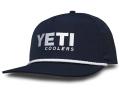FB482 イエティ スナップバックキャップ YETI Snapback Cap 帽子 アウトドア 紺白