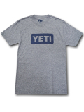 KO469 メンズ イエティ Tシャツ YETI T-Shirt アウトドア 灰紺 【メール便対応】