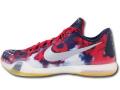 "NS791 【限定入荷・返品不可】 メンズ Nike Kobe X ""USA Independence Day"" ナイキ コービー・ブライアント 10 バスケットシューズ バッシュ ユニバーシティレッド"