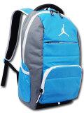 JB116 ジョーダン リュックサック Jordan All World Backpack バックパック ターコイズブルー灰黒