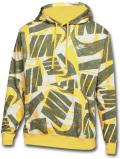 KL690 メンズ ナイキ パーカー Nike Sportswear Club Pullover Hoodie プルオーバー 黄色灰白